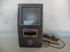 "Antiguo Micro Visor Proyector ""Optico 52"" / Vintage"