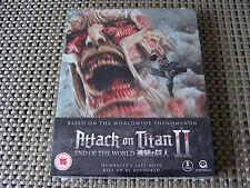 Blu Steel 4 U: Attack On Titan II : Limited Edition Steelbook : Sealed