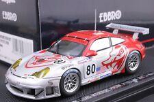 Ebbro 43778 1:43 Scale Flying Lizard Porsche 911 GT3 RSR 2005 Le Mans Die Cast