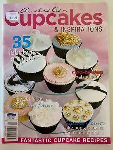 Australian Cupcakes & Inspirations Volume 1, #1 2012 - Cakes Cake Decorating
