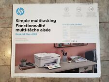 NEW HP Desk Jet Plus 4140 printer