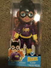 "DC Toddler Petite Batgirl Catwoman Figure 15"" Toy Doll New in Box"