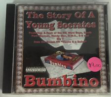 Bumbino The Story Of A Young Socrates CD