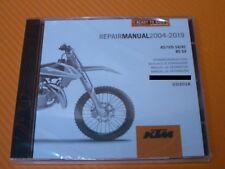 Werkstatthandbuch Reparaturanleitung KTM  85 / 105 SX / XC , 85 SX  2004-2019