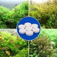 80Pcs/Box Co2 Tabletten Kohlendioxid Pflanzen Aquarium Diffuser Pflanze B3T6