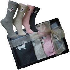 Calcetines Mujer Caja Regalo Perro Salchicha Teckel Box Moda Chica Regalitos 10