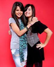 Demi Lovato and selena gomez 8x10 photo 9