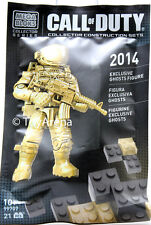 Megabloks Call of Duty Construction Set Exclusive Ghosts Figure 2014