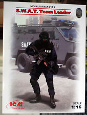 16101 ICM S.W.A.T. team leader 1:16 NUOVO 2017