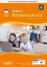 GlobRob Kinderschutz 2.0 Platinum Edition Avanquest für PC (K22)