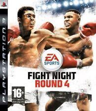 Fight Night Round 4 (ps3 Spiel) * guter Zustand *