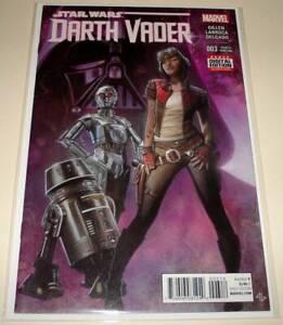 STAR WARS : DARTH VADER # 3 Marvel Comic 2016 VFN/NM 4th PRINTING 1st Dr. APHRA