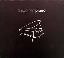 Compilation 3xCD Simplement Piano - France (EX/EX+)