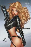 Zenescope Red Agent The Human Order #1 Cosplay Exclusive LTD 350