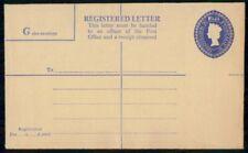 Mayfairstamps Fiji 3c Mint QEII RegisterD Stationery wwh26499