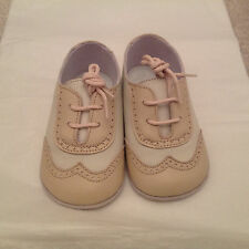 Baby Beau and Belle Wingtip Shoes