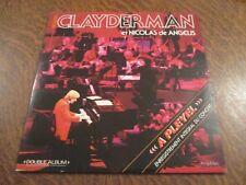 album 2 33 tours RICHARD CLAYDERMAN ET NICOLAS DE ANGELIS a pleyel