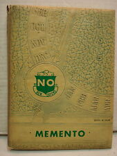 The  Memento,  1956  New Oxford  High School Year Book, New Oxford, Pa.