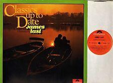 JAMES LAST classics up to date 184 061 uk polydor LP PS EX/EX