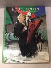 Colección Tintin Hergé Nosotros Tintin 1987 Muy Raro Moulinsart Casterman