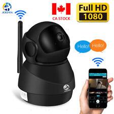 JOOAN Wireless WIFI 1080P Pan Tilt Security IP Camera IR Night CCTV Home Webcam
