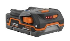 Ridgid 18V Hyper Lithium Ion battery Rechargeable Li-ion Battery A