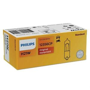 PHILIPS 12356CP H21W Vision 12V 21W BAY9s Halogen Indicator Signal x1