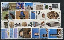 Zypern Jahrgang 1983 postfrisch in den Hauptnummern kompl. ................2/453