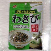 Nichifuri Rice Seasoning Furikake Wasabi taste 40g from Japan