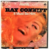 Reel To Reel Ray Conniff 'It Must Be Him' 4-Track 7 1/2 ips Free Shipping