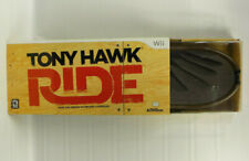 New listing 2009 Activision Tony Hawk Ride Bundle Skateboard and Game/Dongle Nintendo Wii