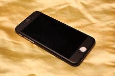 iPhone 6 6S Plus Apple Matte Black Full Skin Decal 3M Scotchprint 1080 SALE! USA