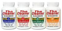 The Cleaner Total Body Detox and Colon Cleanse (All Variations)