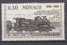 TIMBRE  MONACO NEUF N° 753 ** LOCOMOTIVES PLM C220 1898