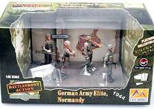 EASY Model Wehrmacht German Army Elite 1944 Normandy Combat 1:35 Trumpeter SS