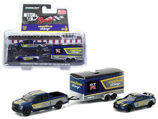 GREENLIGHT 1:64 HITCH & TOW MIJO EXCLUSIVE NISSAN GT-R 35 FORD GOOD YEAR 51061C