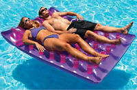 Swimline Inflatable Swimming Pool Float Two Person Lounger Mattress  9036
