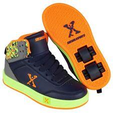Acera Sport Street Junior Niños UK 11 UE 30 azul marino y cal Roller Skate Zapatillas