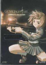 Gunslinger Girl Complete Collection (DVD, 2011, 5-Disc Set)