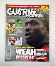 GUERIN SPORTIVO 1997- n. 32 - WEAH PRESENTE