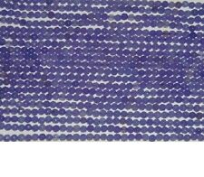 Lavender Jade 4mm  Faceted Round Dyed Approx. 16 inch Strand
