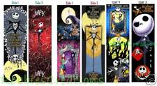 3 Set- THE NIGHTMARE BEFORE CHRISTMAS BOOKMARKS Jack poster Book Mark Bookmarker