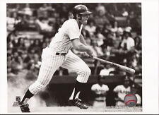 Ron Blomberg Unsigned 8x10 Photo New York Yankees