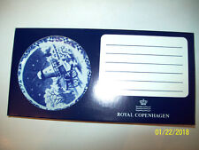 Royal Copenhagen The Mill At Dybbol Mini Wall Plate 1992 with Original Box Nib