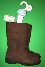 NEW! TCP Baby Girls Size Toddler 6 Cuff Boots Shoes Brown Gift! $29.95 Nice