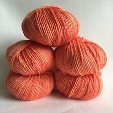 Debbie Bliss Cashmerino Aran Tonals - 5 x 50g - Wool & Cashmere - Orange
