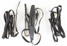 CANON AND PENTAX NECK STRAP SET OF 3