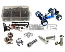 RC ScrewZ ass003 Associated RC10GT RTR/Factory Stainless Steel Screw Kit