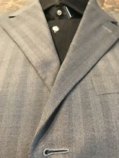 New $6995 Zegna Couture 80% Cashmere, 20% Silk 40R US 48R EU Tom Ford Factory