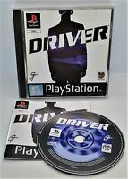 Driver Video Game for Sony PlayStation PS1 PAL TESTED
